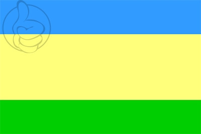 Bandera Santa Cruz de Bezana