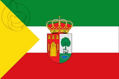 Bandera Busto de Bureba