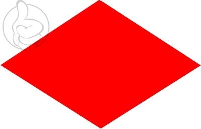 Bandera Foxtrot