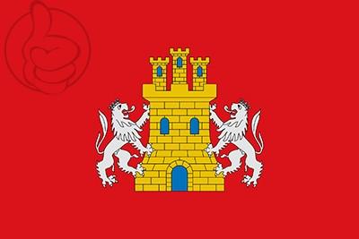 Bandera Santibáñez del Val