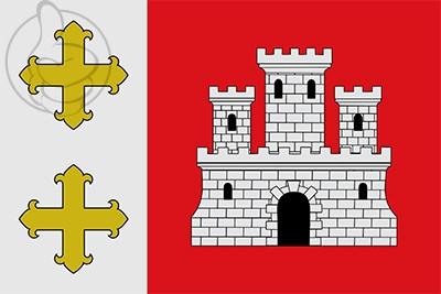 Bandera Magaz de Pisuerga