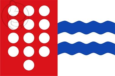 Bandera Pomar de Valdivia