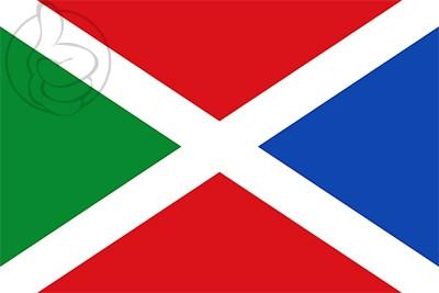 Bandera San Cebrián de Campos