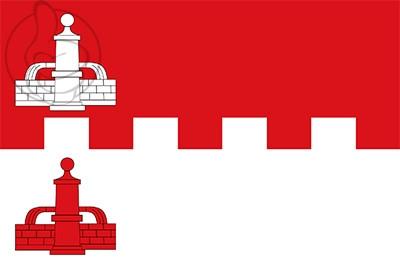 Bandera Fuentes de Nava
