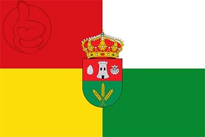 Bandera San Román de la Cuba