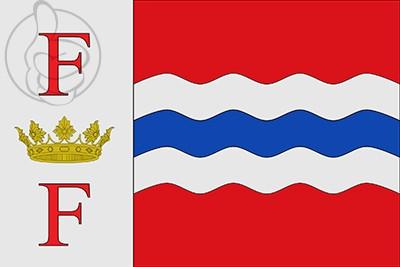 Bandera Villaeles de Valdavia