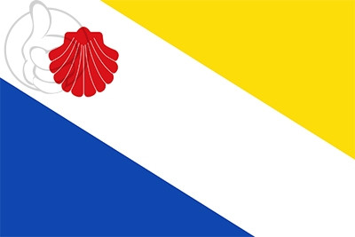 Bandera Bercianos del Real Camino