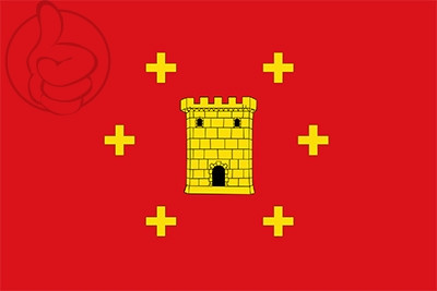 Bandera Castrillo de Cabrera