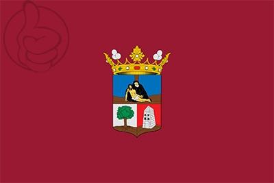 Bandera La Bañeza