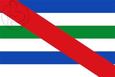 Bandera Riego de la Vega