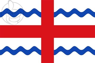 Bandera Santa Cristina de Valmadrigal