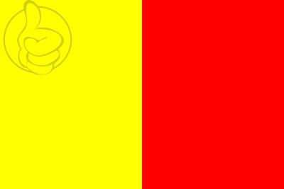 Bandera Bérgamo