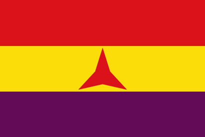 Bandera International Brigades