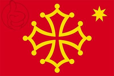 Bandera Occitania Nacionalismo