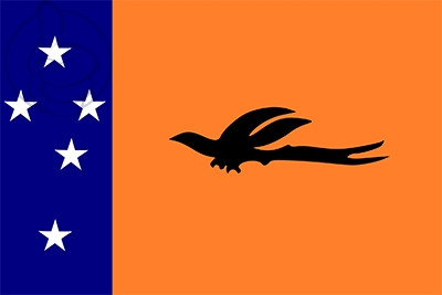 Bandera Nueva Irlanda