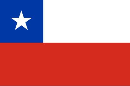 Bandera Chili