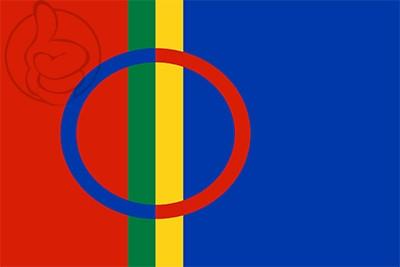 Bandera Laponia