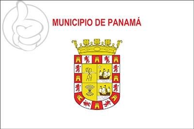 Bandera Ciudad de Panamá