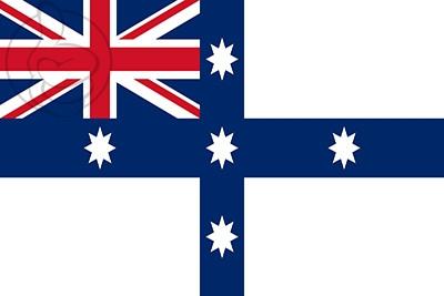 Bandera Federación Australiana