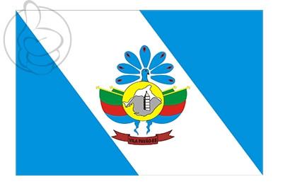 Bandera Vila Pavão