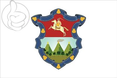Bandera Ciudad de Guatemala