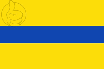Bandera Ottignies-Louvain-la-Neuve