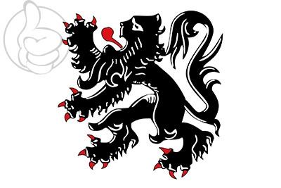 Bandera Binche