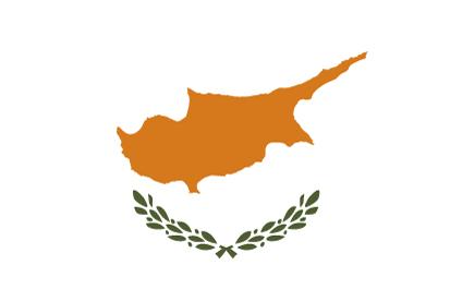 Bandera Chypre