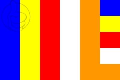 Bandera Buddhist