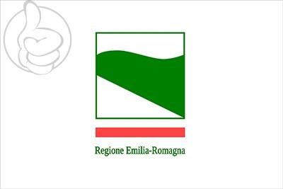 Bandera Emilia-Romaña