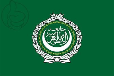 Bandera Liga Árabe