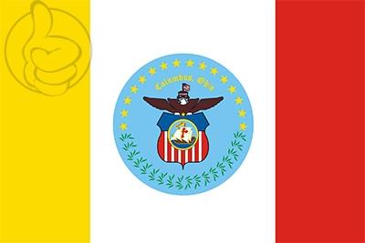 Bandera Columbus