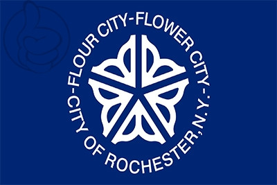 Bandera Rochester (New York)
