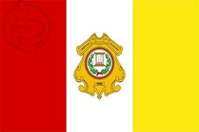 Bandera Totonicapán