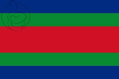 Bandera Los Chiles
