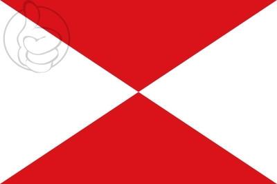 Bandera Vigo marítima