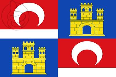 Bandera Cornago