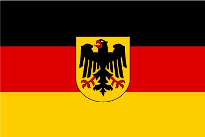 Bandera Allemagne C/E
