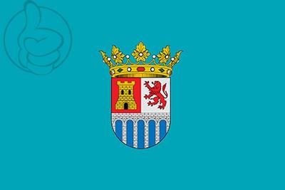 Bandera Castro del Rio