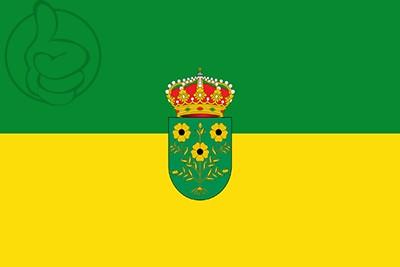 Bandera Linares de la Sierra