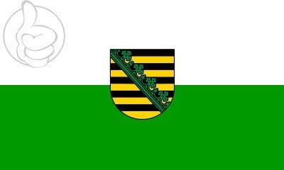 Bandera Sachsen