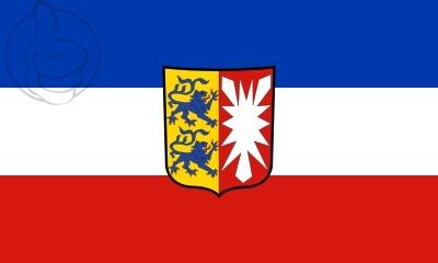 Bandera Schleswig-Holstein