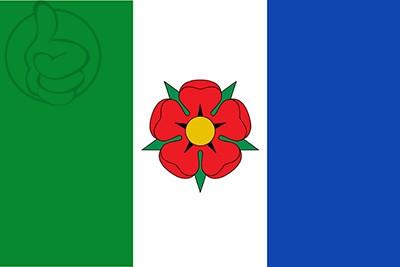 Bandera O Rosal