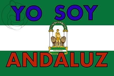 Bandera Yo Soy Andaluz