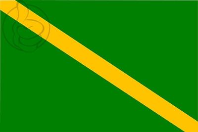 Bandera Pedrajas de San Esteban