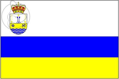 Bandera Mieres (Asturias)