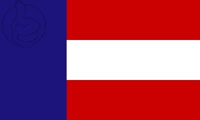 Bandera Georgia 1879 - 1902