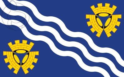 Bandera Merseyside
