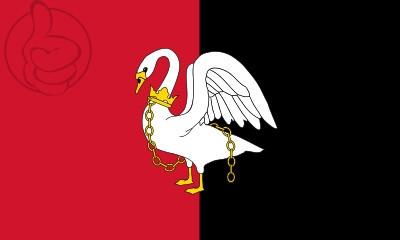 Bandera Buckinghamshire