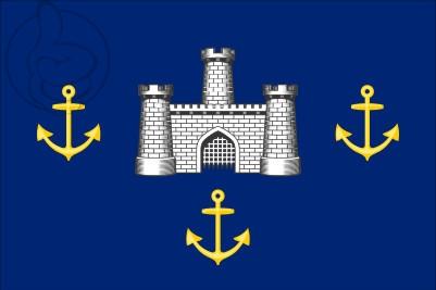 Bandera Isla de Wight